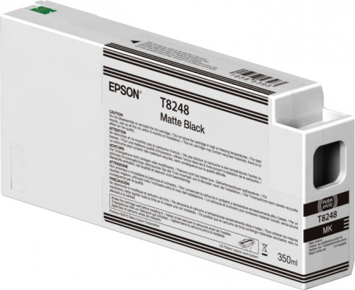 Epson UltraChrome HD Negro Mate 350ml