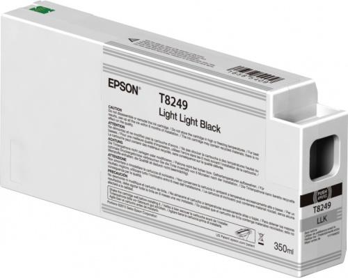 Epson UltraChrome HD Negro Claro Claro 350ml