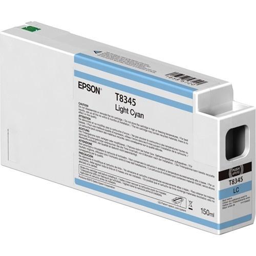 Cartucho Epson UltraChrome HDX T834500 Cyan Claro 150ml