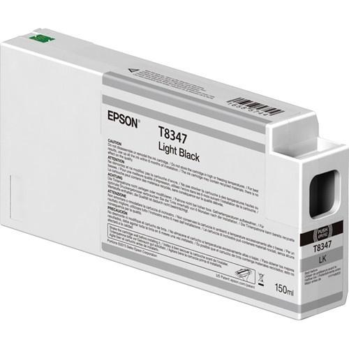 Cartucho Epson UltraChrome HDX T834700 Negro Claro 150ml