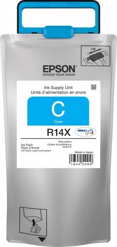 Bolsa de Tinta Epson R14X Cyan
