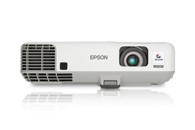 Proyector Epson PowerLite 935W 3LCD, WXGA 1280 x 800, 3700 Lúmenes, Inalámbrico (requiere Adaptador Inalámbrico, se vende por separado), Blanco