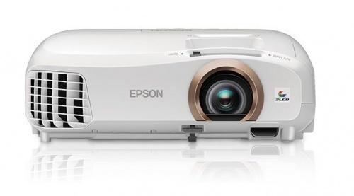 Proyector Epson PowerLite Home Cinema 2045 3LCD, 1080p (1920 x 1080), 2200 Lúmenes, 3D, Inalámbrico, Gris/Blanco