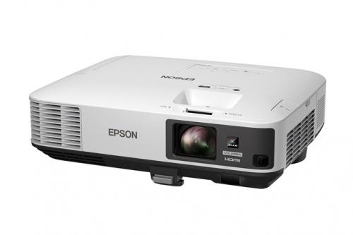 Proyector Epson PowerLite 2245U 3LCD, WUXGA 1920 x 1200, 4200 Lúmenes, Inalámbrico, con Bocinas, Blanco
