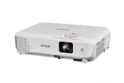 Proyector Portátil Epson PowerLite X05+ 3LCD, XGA 1024 x 768, 3300 Lúmenes, Inalámbrico, con Bocinas, Blanco