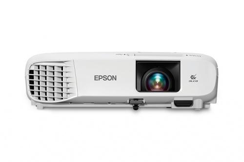 Proyector Epson PowerLite 108 3LCD, XGA, 3700 Lúmenes, con Bocinas, Blanco