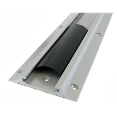 Ergotron Riel de Pared 26'', Aluminio - Soportes Vendidos por Separado