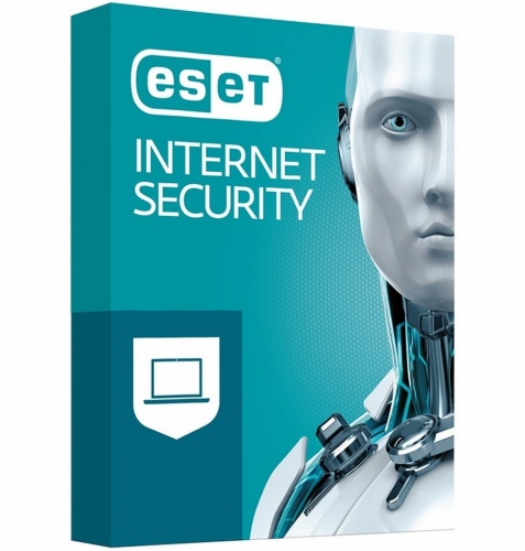 Eset Internet Security 2019, 1 Usuario, 1 Año, Windows