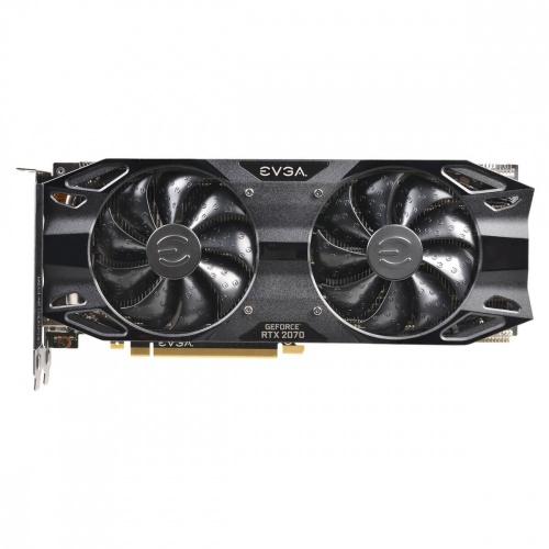 Tarjeta de Video EVGA NVIDIA GeForce RTX 2070 Gaming, 8GB 256-bit GDDR6, PCI Express 3.0 ― ¡Compra y recibe un juego GRATIS! (a elegir entre Metro Exodus o Battlefield V o Anthem)