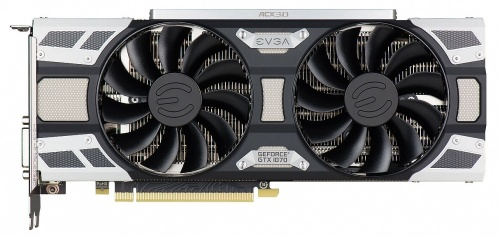 Tarjeta de Video EVGA NVIDIA GeForce GTX 1070 SC GAMING ACX 3.0, 8GB 256-bit GDDR5, PCI Express 3.0 ― ¡Recibe Fortnite Counterattack Set!