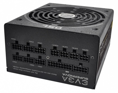 Fuente de Poder EVGA SuperNOVA 750 G2 80 PLUS Gold, ATX, 140mm, 750W