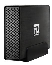Disco Duro Externo Fantom G-Force Quad, 3TB, USB 3.2, Negro - para PC/Mac