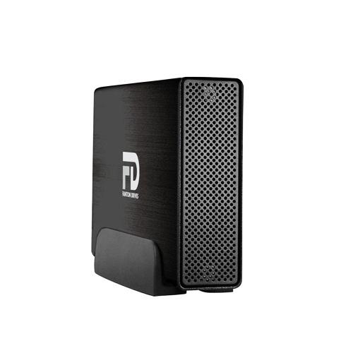 Disco Duro Externo Fantom G-Force, 1TB, USB 3.2, Negro - para PC/Mac
