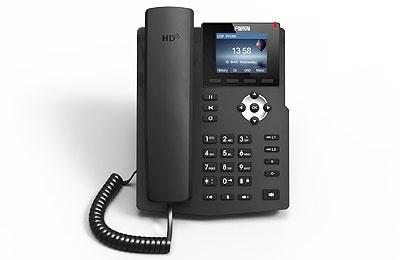 Fanvil Teléfono IP con Pantalla 2.4