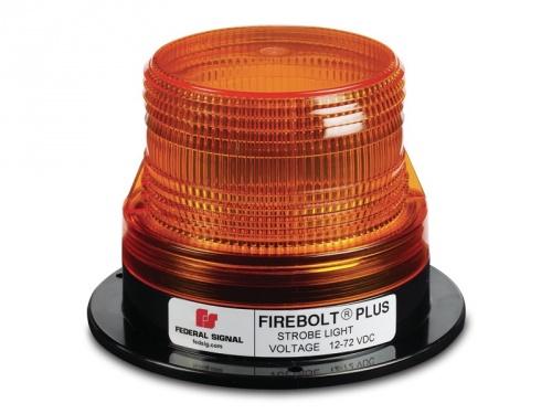 Federal Signal FireBolt Plus, Alámbrico, 115VCA, Rojo