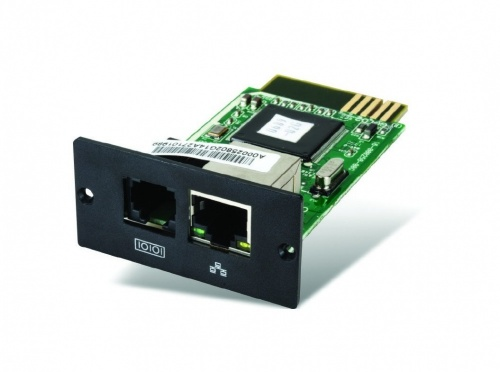 Forza Power Technologies Tarjeta de Red FDC-CD610, 2x RJ-45, SNMP