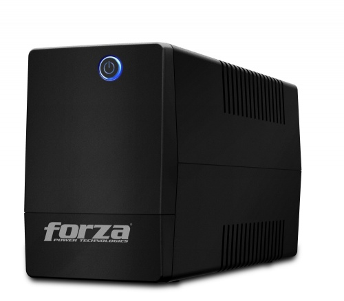 No Break Forza Power Technologies NT-1011, 500W, 1000VA, Entrada 89-145V, 6 Contactos