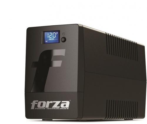 No Break Forza Power Technologies SL-601UL, 360W, 600VA, Entrada 89-145V, Salida 108- 120V, 6 Contactos