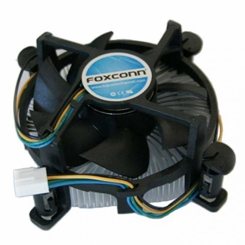 Disipador CPU Foxconn P0038-02, 90cm, 2000 - 3100RPM, Negro