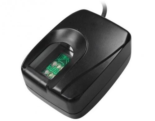Futronic Lector de Huella Digital FS80, USB 2.0, Negro