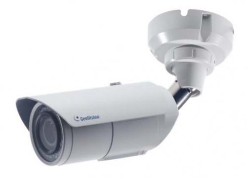 GeoVision Cámara IP Bullet para Interiores GV-EBL3101, Alámbrico, 2048 x 1536 Pixeles, Día/Noche