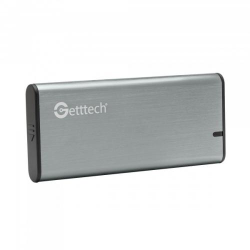 Gettech Gabinete de Disco Duro GCE-M231-01 2.5