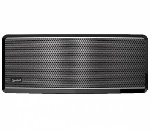 Ghia Bocina Portátil BX500, Bluetooth, Inalámbrico, 10W RMS, USB, Negro
