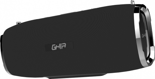 Ghia Bocina Portátil BX800, Bluetooth, Inalámbrico, 2.1 Canales, 31W, USB, Negro