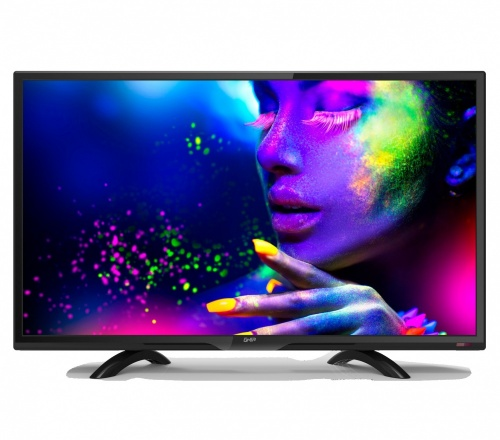 Ghia TV LED G24DHDX8 23.6'', HD, Widescreen, Negro