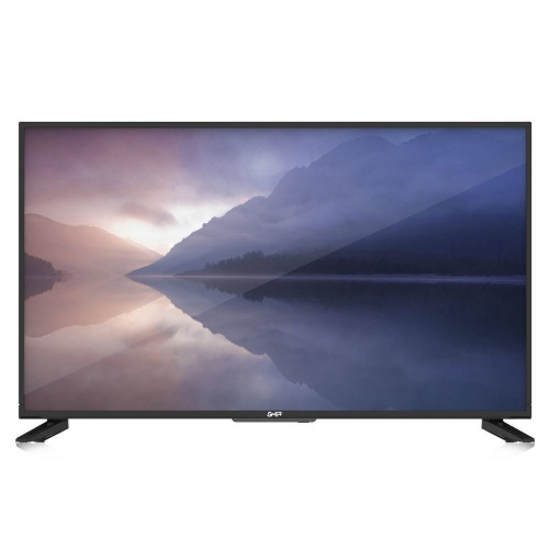 Ghia Smart TV LED G43DFHDS7 43'', Full HD, Widescreen, Negro