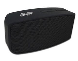 Ghia Bocina SPK-1427, Bluetooth, Alámbrico/Inalámbrico, 3W RMS, Negro