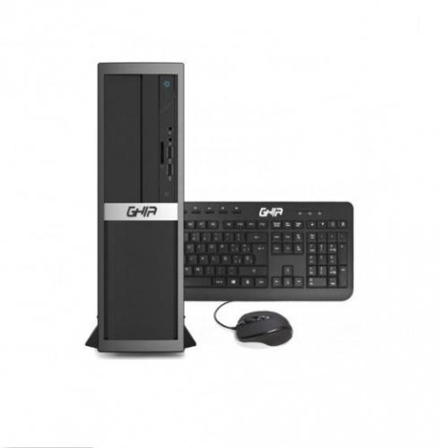Computadora Kit Ghia Compagno Slim PCGHIA-2345, Intel Celeron N3150 1.60GHz, 4GB, 32GB SSD, Windows 10 Pro 64-bit + Teclado/Mouse