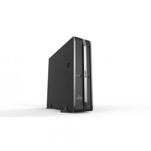 Computadora Ghia Frontier Slim, AMD Ryzen 5 2400G 3.60GHz, 8GB, 480GB SSD - sin Sistema Operativo