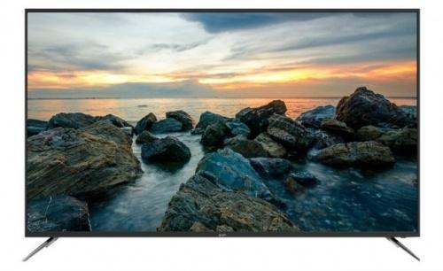 Ghia Smart TV LED G50DUHDS8 50'', 4K Ultra HD, Widescreen, Negro