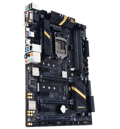 Tarjeta Madre Gigabyte ATX GA-Z170X-UD3, S-1151, Intel Z170, HDMI, 64GB DDR4, para Intel ― Requiere Actualización de BIOS para trabajar con Procesadores de 7ma Generación