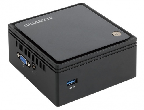 Gigabyte BRIX GB-BXBT-1900, Intel Celeron J1900 2.42GHz Quad-Core (Barebone)
