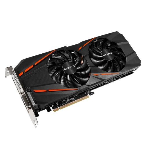 Tarjeta de Video Gigabyte NVIDIA GeForce GTX 1060 D5, 6GB 192-bit GDDR5, PCI Express x16 3.0 ― ¡Compra y recibe $100 pesos de saldo para tu siguiente pedido!