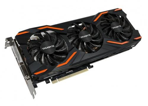 Tarjeta de Video Gigabyet NVIDIA GeForce GTX 1080 OC, 8GB 256-bit GDDR5X, PCI Express x16 3.0 ― Compra esta Tarjeta de Video y Recibe Destiny 2 Beta Gratis!