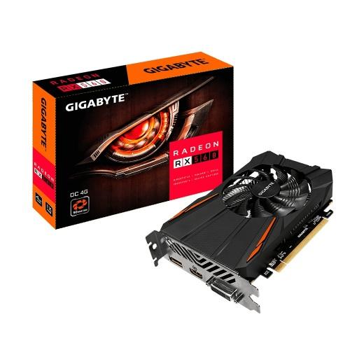 Tarjeta de Video Gigabyte AMD Radeon RX 560 OC, 4GB 128-bit GDDR5, PCI Express 3.0 x8 ― ¡Gratis 3 meses de Xbox Game Pass para PC! (un código por cliente)