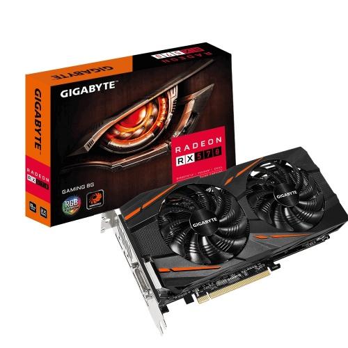 Tarjeta de Video Gigabyte AMD Radeon RX 570 GAMING, 8GB 256-bit GDDR5, PCI Express x16 3.0 ― ¡Compra y recibe 3 meses de Xbox Game Pass para PC! (un código por cliente)