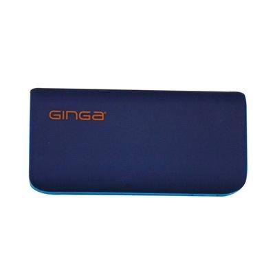 Cargador Portátil Ginga GI16PBK02-AN, 4000mAh, Azul