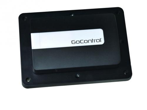 GoControl Control Remoto de 1 Botón, Wireless, Negro