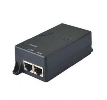 Grandstream Adaptador e Inyector de PoE GS-POE INJECTOR, 100/1000Mbit/s, 48V, 2x RJ-45