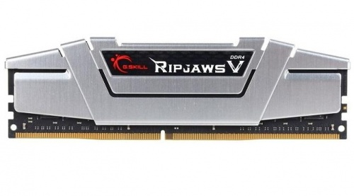 Kit Memoria RAM G.Skill DDR4 Ripjaws V, 2800MHz, 16GB (2 x 8GB), Non-ECC, CL15, XMP