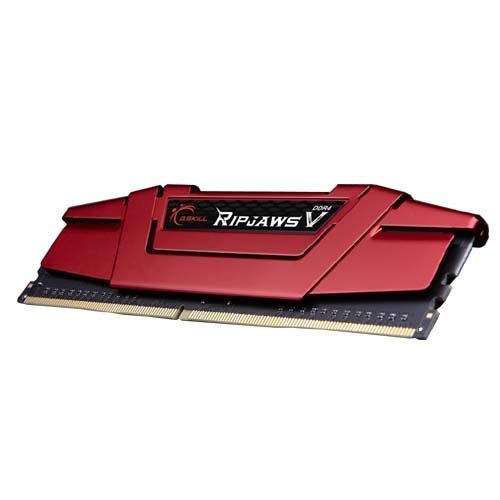 Memoria RAM G.Skill DDR4 Ripjaws5 Red, 2800MHz, 16GB, Non-ECC, CL15