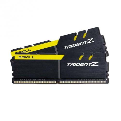 Kit Memoria RAM G.Skill Trident Z DDR4, 3200MHz, 16GB (2 x 8GB), Non-ECC, CL16, XMP, 1.35v
