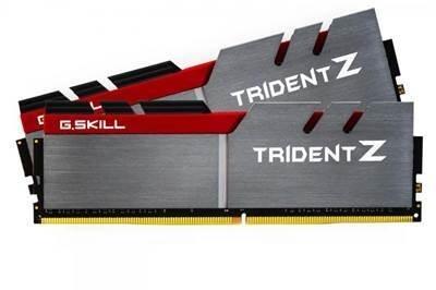Kit Memoria RAM G.Skill Trident Z DDR4, 3200MHz, 32GB (2 x 16GB), Non-ECC, CL16, XMP, 1.35v