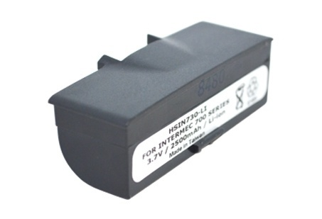 GTS Batteries Batería HSIN730-LI, 2300mAh, Negro, para Intermec 700 Mono Series