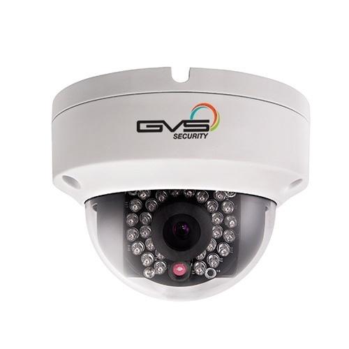 GVS Security Cámara IP Domo IR para Interiores/Exteriores GVIP2720V, Alámbrico, 1280 X 960 Pixeles, Día/Noche
