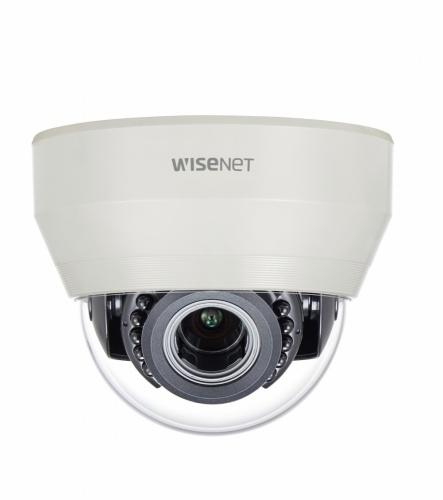 Hanwha Cámara CCTV Domo IR para Interiores HCD-7070RA, Alámbrico, 2560 x 1440 Pixeles, Día/Noche